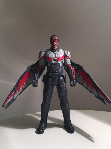 Falcon Titan Disney_ super héros _Expressionsdenfants