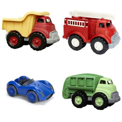 Green Toys_Voitures_ 3 à 7 ans _Expressionsdenfants
