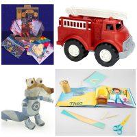 Des idées de cadeaux originaux pour les 3 à 7 ans