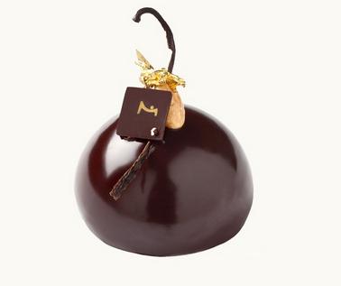 Entremet Traviata_ Desserts _La Maison du Chocolat_Expressionsdenfants