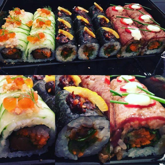 Ce soir on dcouvre la Nouvelle Carte sushishopinstagram par lehellip