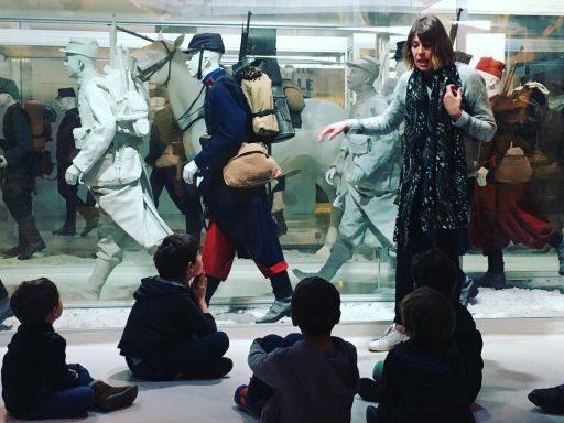 Musée de la Grande Guerre _Costumes_Expressionsdenfants