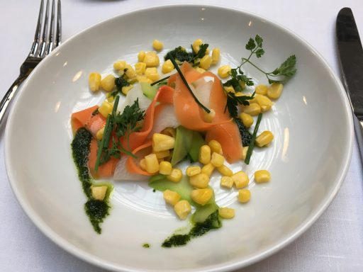 Tagliatelles de légumes primeurs_ Géant vert _Expressionsdenfants