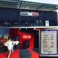 Laser Game Evolution à Créteil Soleil