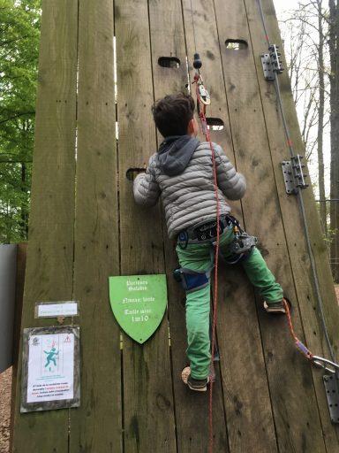 Sherwood Parc _Accrobranche_Parcours Enfant_Expressionsdenfants
