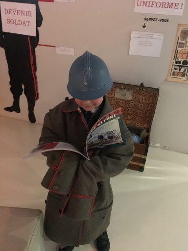 Musée de la Grande Guerre _Espace Enfants_Expressionsdenfants
