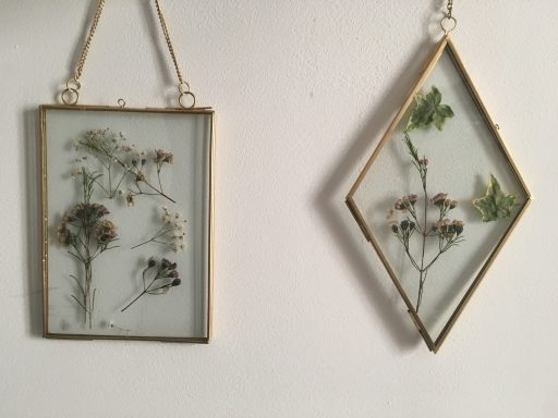 les murs de sa chambre _cadres photos_Fleurs_Cyrillus_Expressionsdenfants