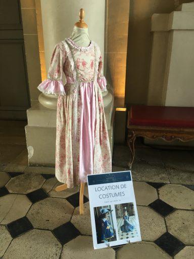 Vaux-Le-Vicomte _Jeux de la Fontaine_visite en costume_Expressionsdenfants