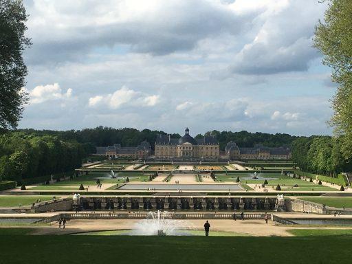 Vaux-Le-Vicomte _Vue du domaine_Expressionsdenfants