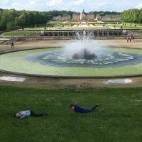 Une journée en famille à Vaux-Le-Vicomte