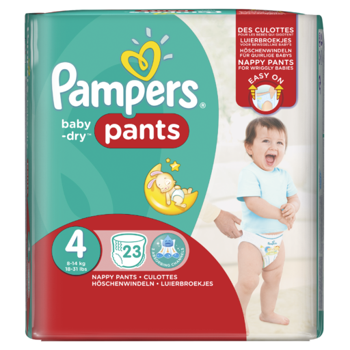 Pampers Pants_ Papas _Expressionsdenfants