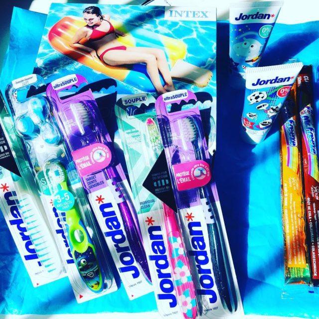 Bonne nouvelle ! Les brosses  dents jordan sont enfinhellip
