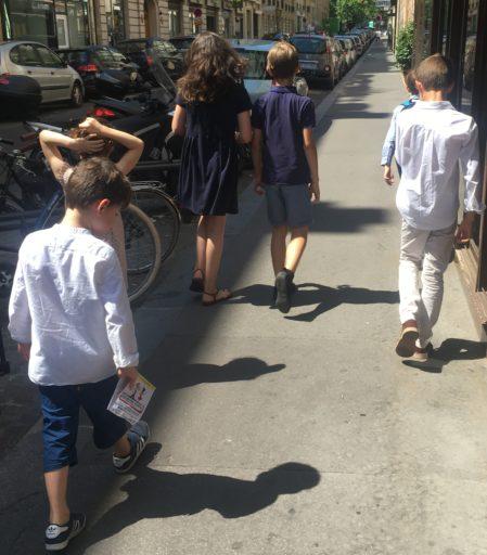 Les enfants_ Paris _Expressionsdenfants
