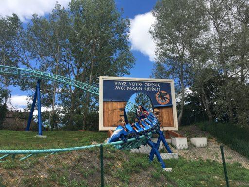 Parc Astérix _Pégase Express_Expressionsdenfants