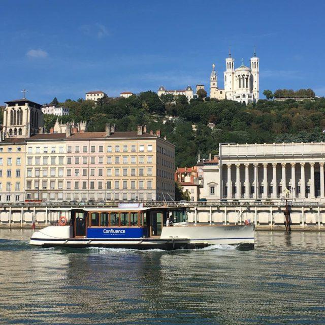 La plus chouette ligne de bus de Lyon tcl navetteconfluencehellip
