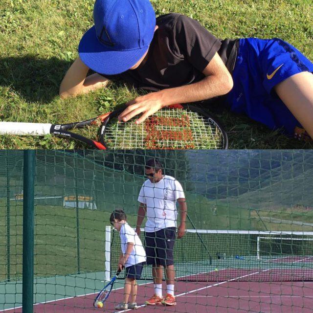 Ils voulaient suivre un stage de tennis depuis rolandgarros2017 Cesthellip