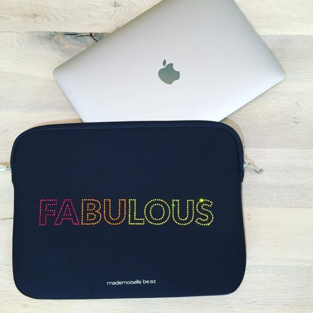 Dont you think my MacBook Pro is Fabulous? Merci mademoisellebeezhellip