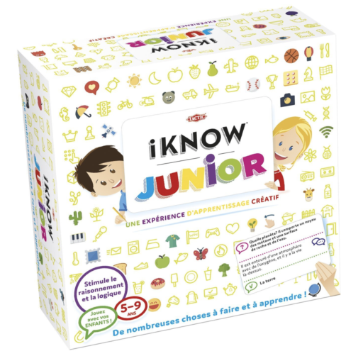 I Know Junior _ Jeu de Société_Expressionsdenfants