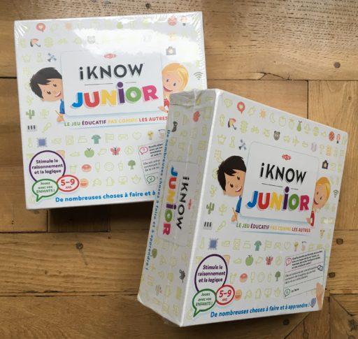 I Know Junior _ Concours_Expressionsdenfants