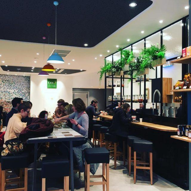 Un magasin exki ouvre mardi au 12 rue de lahellip