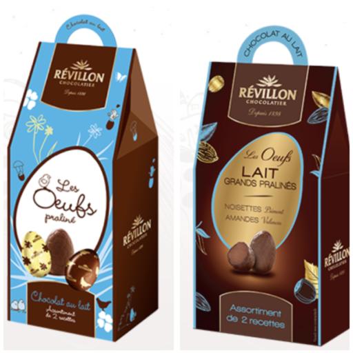 Chocolats de Pâques_ Révillon _Les Oeufs