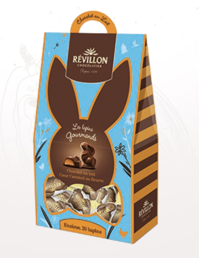 Chocolats de Pâques_ Révillon _Les Lapins gourmands