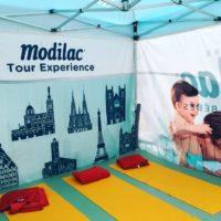 Modilac Tour Expérience au coeur de la nutrition infantile