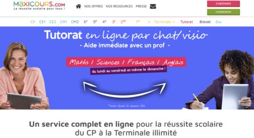 La Banque Postale _ Maxicours_Expressionsdenfants