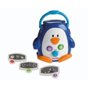 Fisher Price : les innovations Puériculture 2012