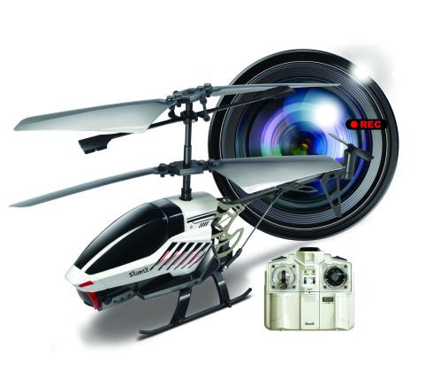 J'ai testé l'hélicoptère Spy Cam2 Silverlit