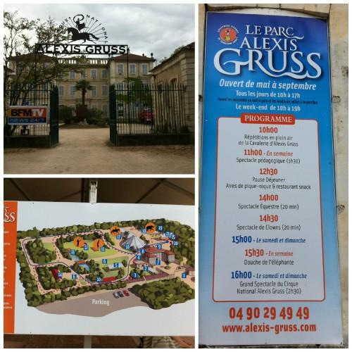 Une journée au Parc Alexis Gruss