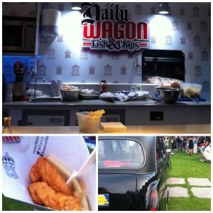 Le Food Truck à l'honneur avec Daily Wagon