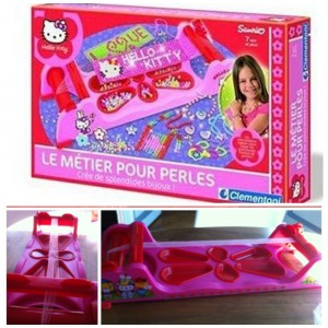 Métier à tisser Hello Kitty