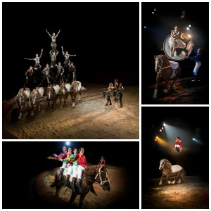 Silvia, sublime création du cirque Alexis Gruss