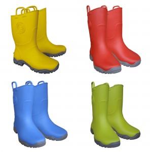 Boatilus, les bottes de pluie qui sentent bon