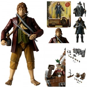 Le Hobbit : collection exclusive Warner