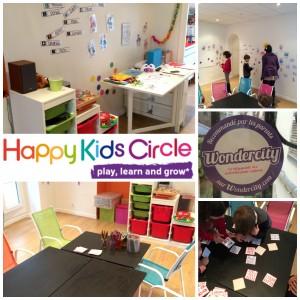 Happy Kids Circle : apprendre l'anglais en jouant