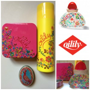 Oilily : l'eau de parfum printanière des filles