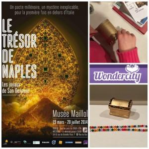 Atelier «Le Trésor de Naples» au Musée Maillol