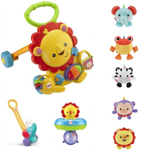 Tribu Fisher Price Nouveautés Fisher Price_Expressionsdenfants