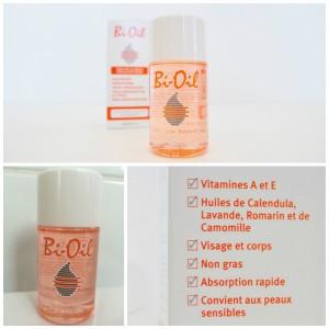 Bi-Oil, l' huile miraculeuse [+Concours]