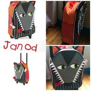 Janod lance sa ligne de bagages
