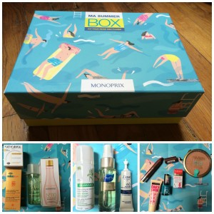 La Summer Box arrive chez Monoprix !
