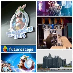 Futuroscope : une journée en famille