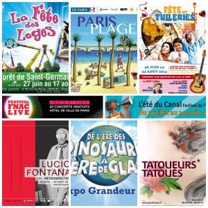 Qu'allons nous faire à Paris cet été ?