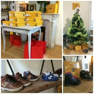 Noël, des chaussures sur-mesure pour mon écolier