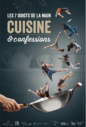 Cuisine et confessions à la Cigale