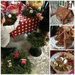IKEA, la déco de Noël avec les enfants