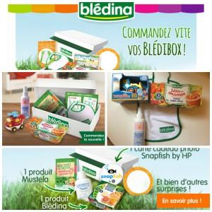 La Blédibox de Blédina