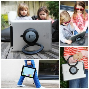 SpinPadGrip, le support de ma tablette [+Concours]